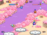 Popn Twinbee SNES screenshot