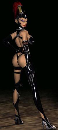 Dungeon keeper Mistress