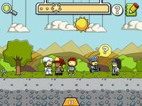 Scribblenauts iOS screenshot