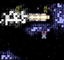 Uchuu Keibitai SDF screenshot