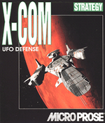 X-com - ufo defense coverart