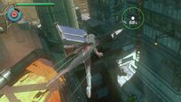 Gravity Rush PSVita screenshot