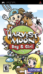 Harvest Moon - Boy & Girl