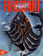 Project Firestart C64 cover