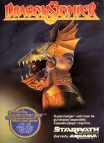 Supercharger Dragonstomper box art