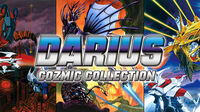 Darius Cozmic Collection Switch cover