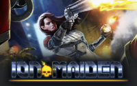 Ion Maiden cover
