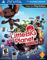 LittleBigPlanet PSVita cover