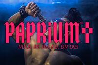 Paprium Mega Drive cover