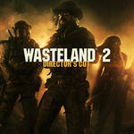 Wasteland 2 Directors Cut cover