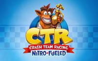 Crash Team Racing Nitro Fueled cover