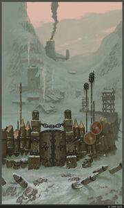 Dwarf fortress by Jonik9i