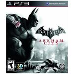 Batman Arkham City PS3 Cover