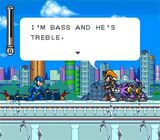 Mega Man 7 SNES screenshot