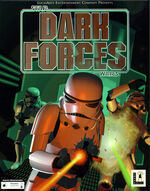 Star Wars Dark Forces PC cover