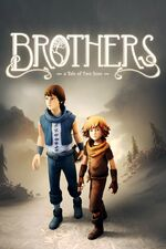 Brothers a Tale of Two Sons cover