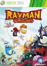 Rayman origins 360