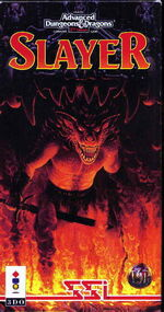 Advanced Dungeons And Dragons Slayer 3DO cover