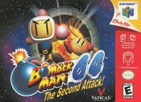 Bomberman 64 Second Attack