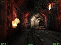 Forsaken 1998 PC screenshot