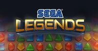 Sega Legends cover