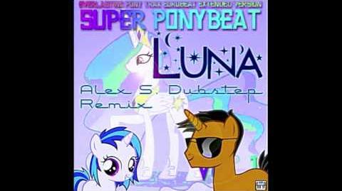 Eurobeat Brony vs Alex S. - Luna