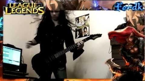 League of Legends Theme (Metal version)