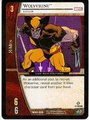 Wolverine, Logan