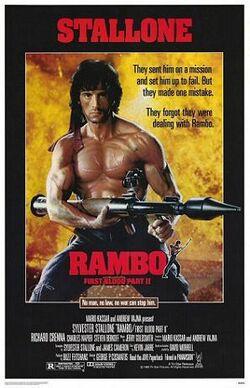RamboFirstBloodPartII1985