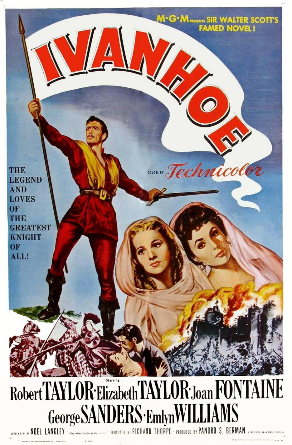 Movie Poll: Ivanhoe vs Prince Valiant   VS Wiki   FANDOM