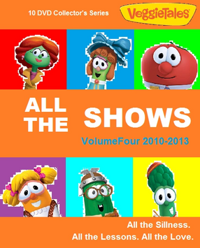 VeggieTales All the Shows Vol 4
