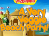 A Very Veggie Beach Party!
