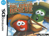 Tomato Sawyer and Huckleberry Larry's Big River Rescue (video game)