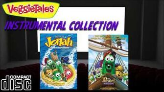VeggieTales Instrumental Collection (Jonah and The Pirates Who Don't Do Anything Movies)