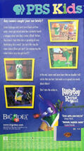 LarryBoy and the Rumor Weed PBS Kids Back Cover