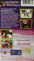 The Toy That Saved Christmas Updated CTW Back Cover