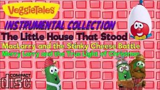 VeggieTales Instrumental Collection (The Little House That Stood-Merry Larry)