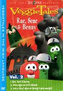 VeggieTales Irish Dub Vol. 2 DVD Cover