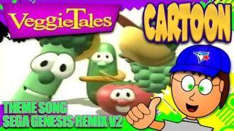Veggietales Theme Song Sega Genesis Remix V2 (Vocals + Intro)