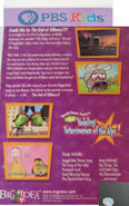 The End of Silliness More Really Silly Songs PBS Kids Back Cover