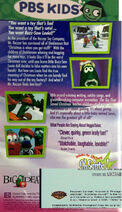 The Toy That Saved Christmas PBS Kids Back Cover