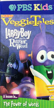 LarryBoy and the Rumor Weed PBS Kids Front Cover