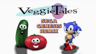 VeggieTales I Can Be Your Friend Sega Genesis Remix (Looped)