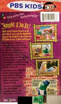 Duke and the Great Pie War PBS Kids Back Cover
