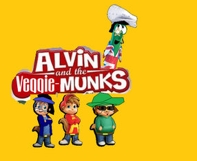 Alvin and the VeggieMunks