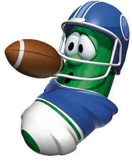 Larry Touchdown