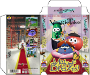 Madame Blueberry 1998 PROTOTYPE VHS cover