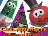 Cavis Appythart and Millward Phelps' Snoopy: The Musical: A VeggieTales Movie