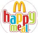 VeggieTales McDonald's Happy Meal Toys
