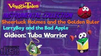 VeggieTales Instrumental Collection (Sheerluck Holmes and The Golden Ruler-Gideon Tuba Warrior)